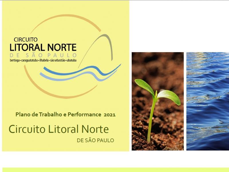 Circuito Litoral Norte de São Paulo reúne secretários municipais e conselhos de Turismo em encontro virtual