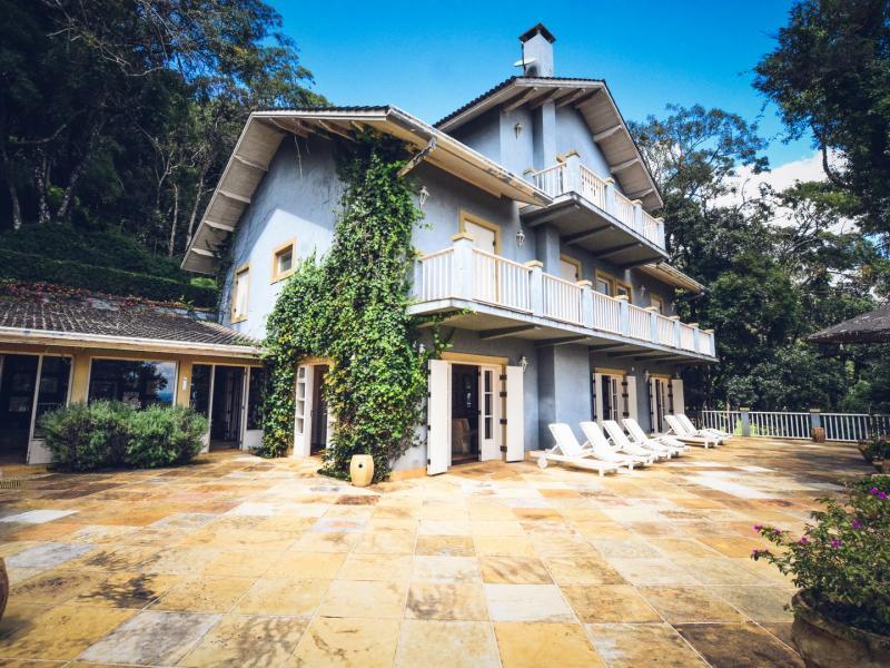 Villa Coração Guest House tem trutas em lago natural e anuncia tarifas especiais de casal