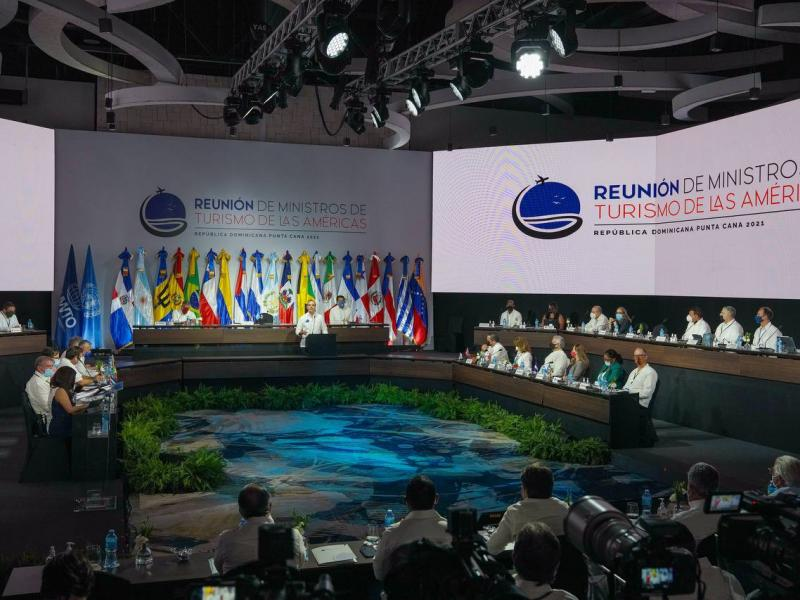 OMT e ministros do Turismo de países das Américas se unem para o relançamento do turismo na região