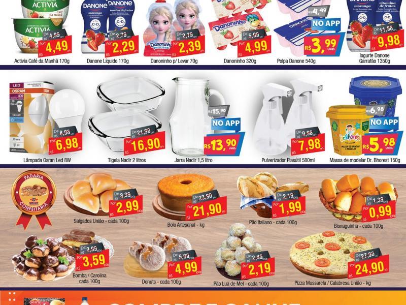 União Supermercados tem ofertas em bebidas, no açougue e muito mais para o fim de semana