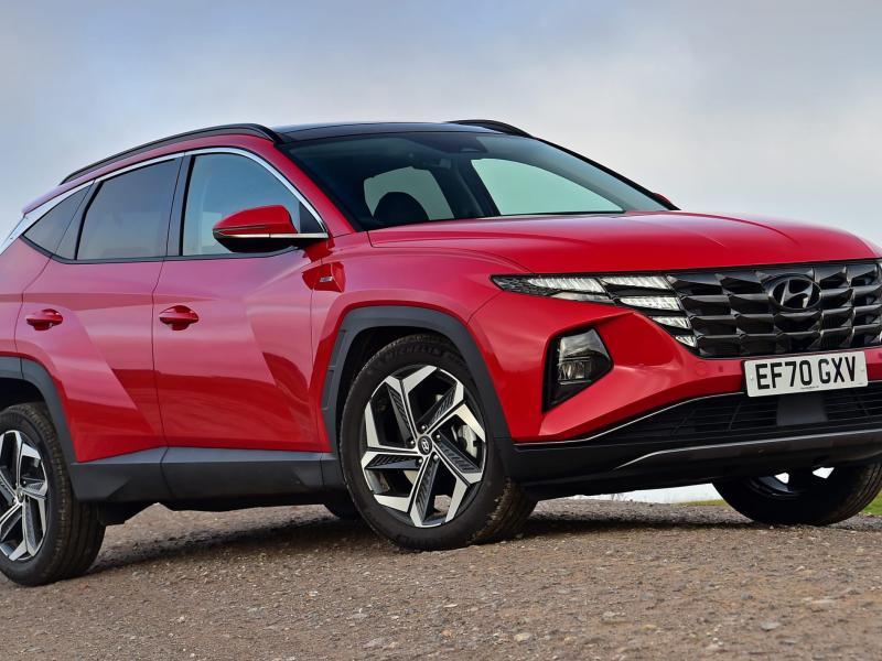 Militec mostra Hyundai Tucson híbrido