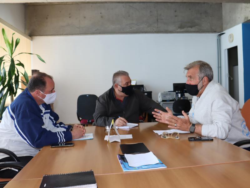 Prefeitura vai apoiar eventos internacionais de tênis em Serra Negra