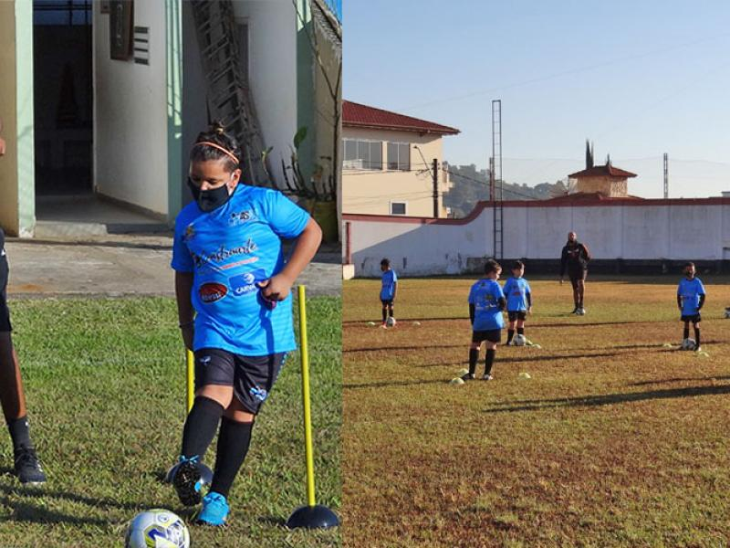 Alex Silva atende a 120 crianças e jovens em projeto social mantido pela Prefeitura