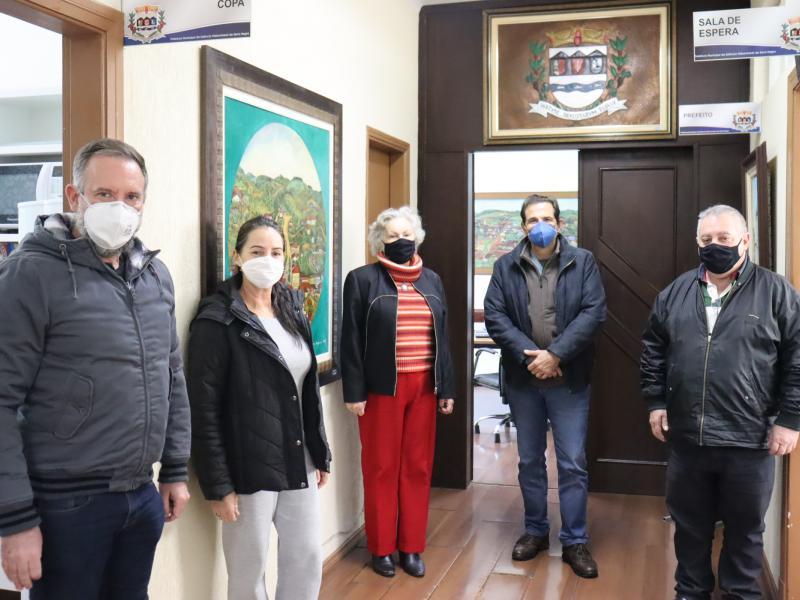 Prefeitura apoiará livro sobre capelas de Serra Negra
