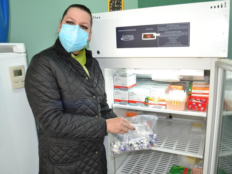Pedreira inicia a imunização de pessoas a partir dos 25 anos contra a Covid-19