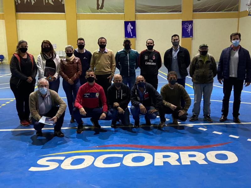 Socorro inicia a formação do Conselho Municipal de Esporte e Lazer