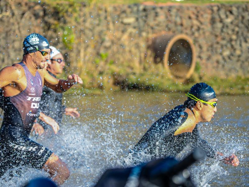 Triatleta Olímpico defende o potencial turístico esportivo de Serra Negra