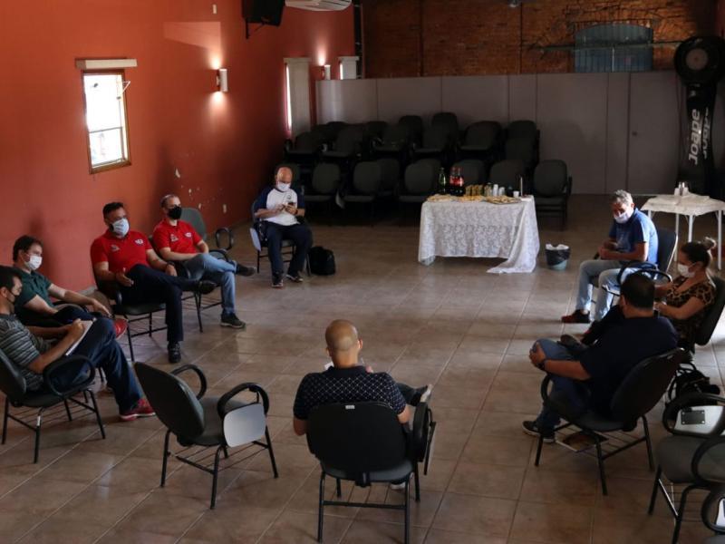 Municípios da Baixa Mogiana discutem retomada das atividades esportivas