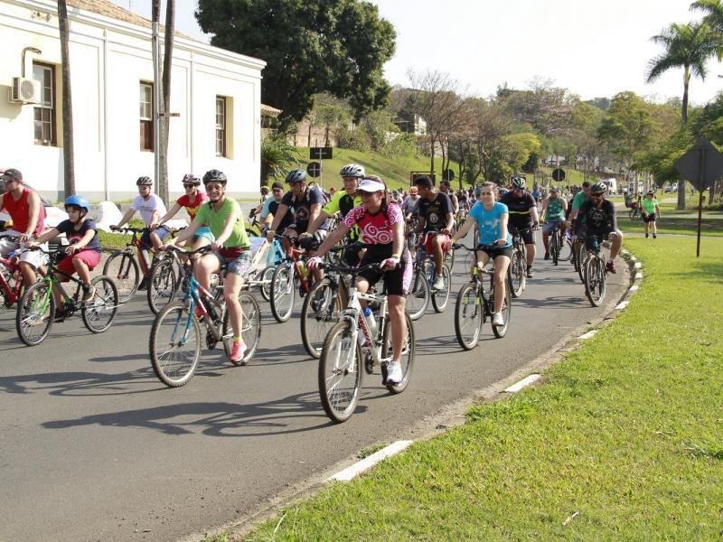 Jaguariúna terá passeio ciclístico no domingo