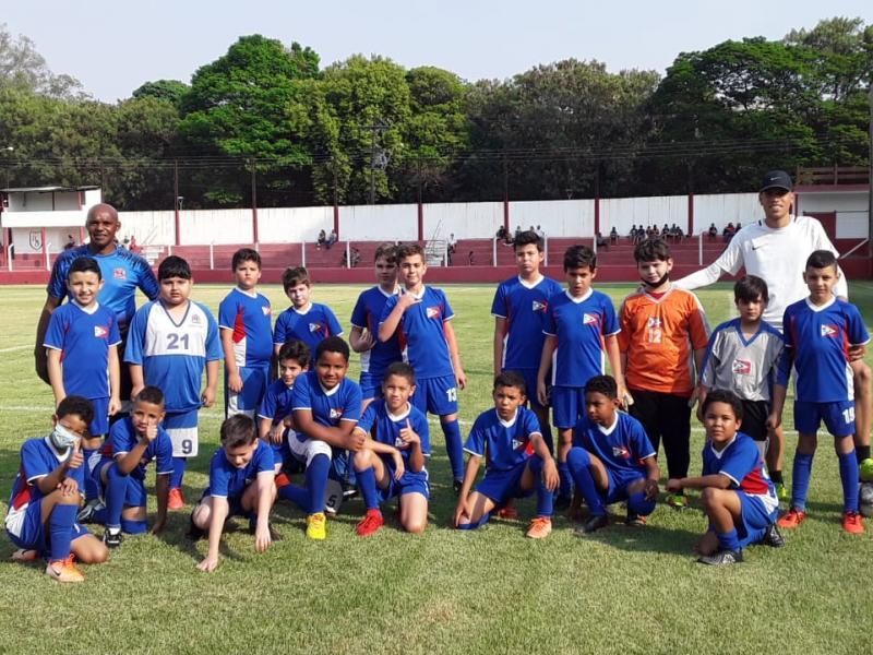 Escolinhas da SMERLE/Três Pontes jogaram no Rio Branco