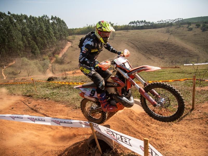 Morungaba recebe 1ª etapa do Hard Enduro Brasil Series