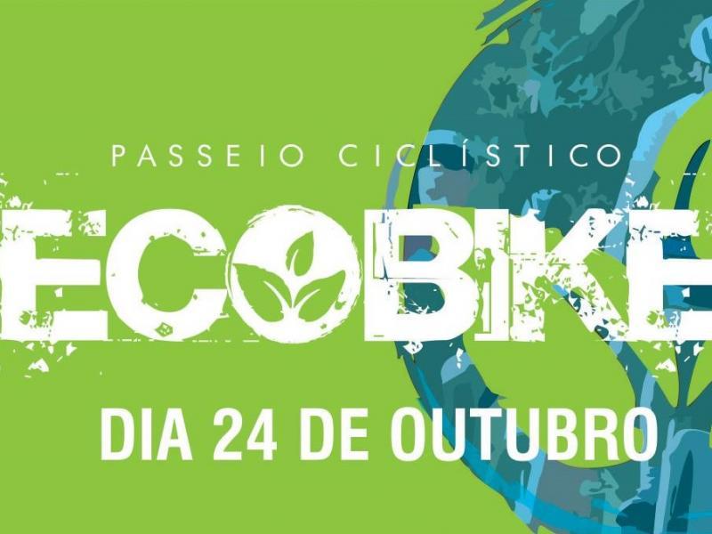 Estão abertas as inscrições para o Passeio Ciclístico Ecobike