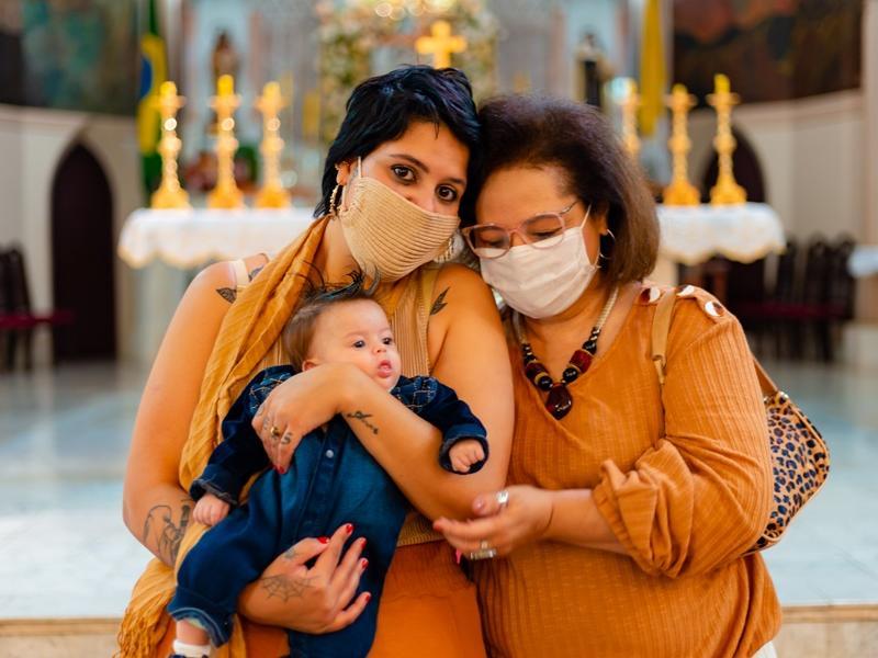 Maternidade comemora 108 anos com mais de meio milhão de nascimentos