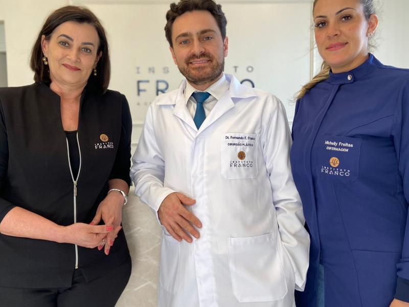 Com modernas técnicas de cirurgias plásticas e Spa Capilar, Instituto Franco é inaugurado em Campinas