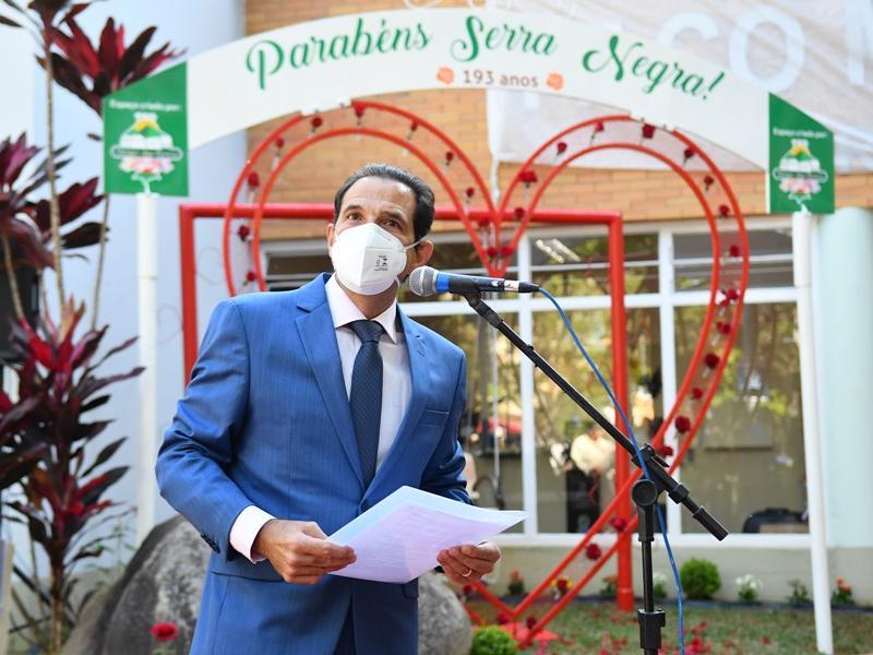 Elmir Chedid falou sobre suas perspectivas da administração de Serra Negra