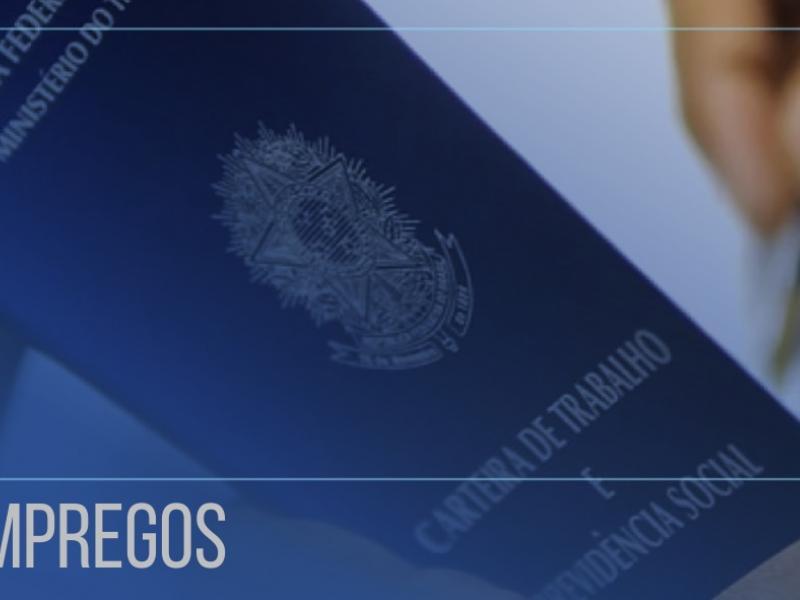 PAT de Serra Negra tem 30 vagas de emprego, nesta quarta-feira